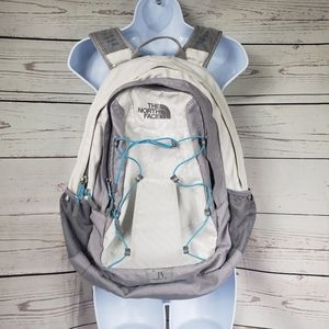 THE NORTH FACE Jester backpack blue gray white